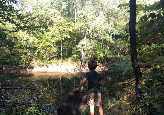 An Outdoor Experience at Burchfield Park