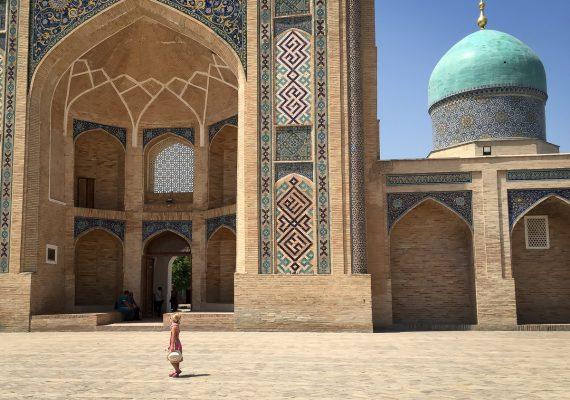 Silk Road for Kids: A Beginner's Guide to Uzbekistan