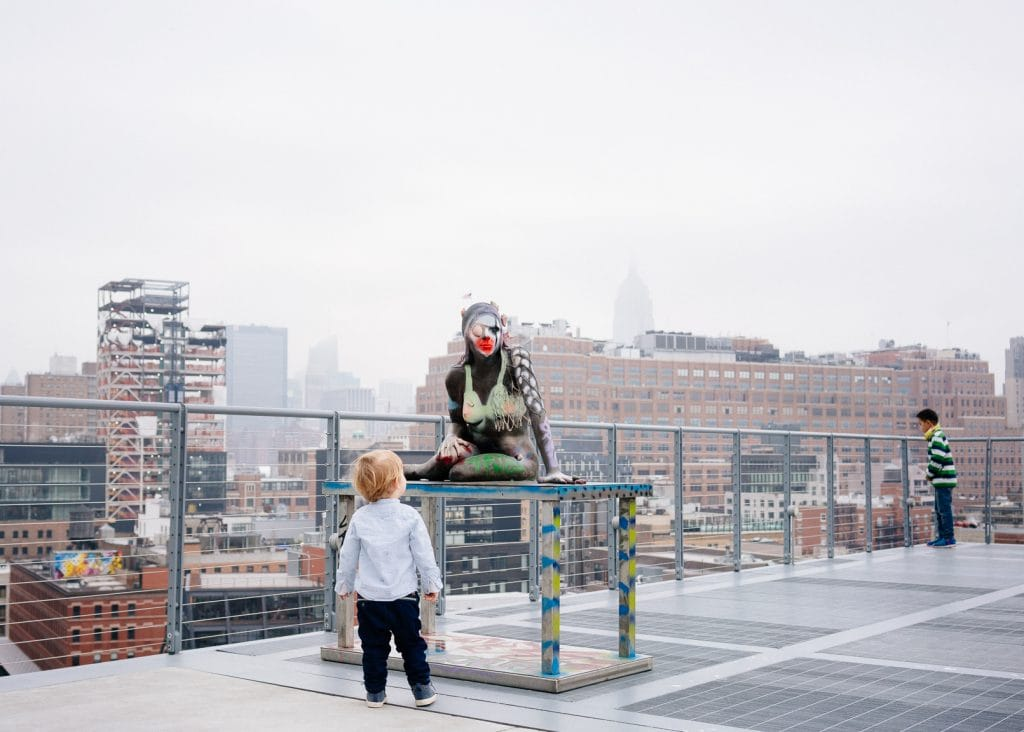 Things to do in NYC with Kids: The Whitney