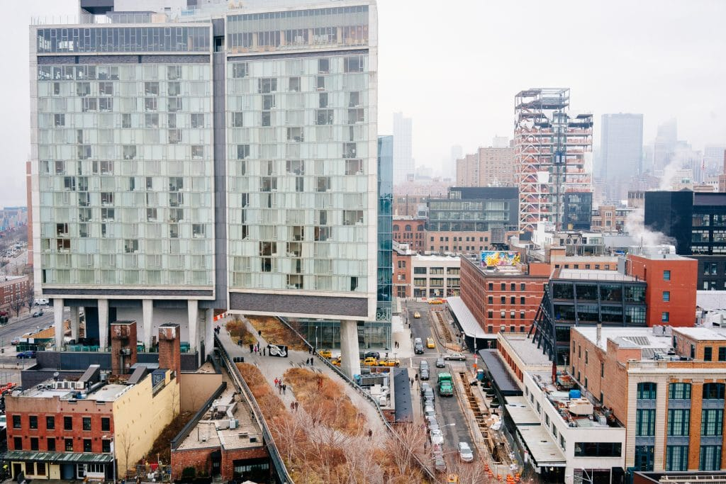Things to do in NYC with Kids: The Whitney Museum View