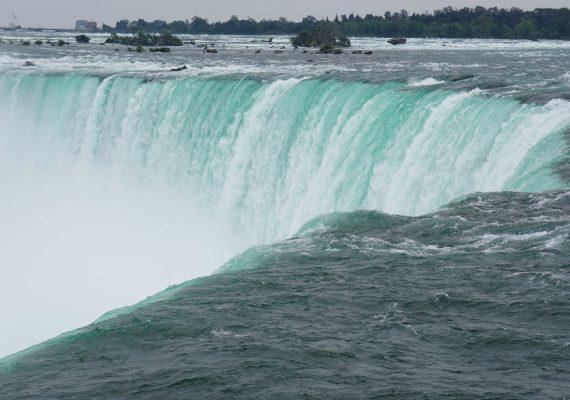 Up Close and Personal at the Falls