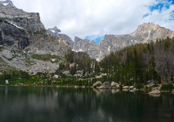 An Incredible Hike at the Grand Teton with Kids