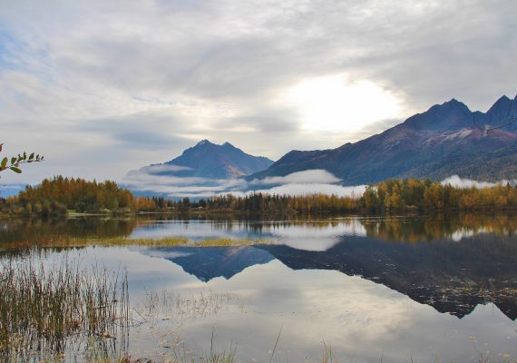 Anchorage with Kids: Reflections Lake and Beyond