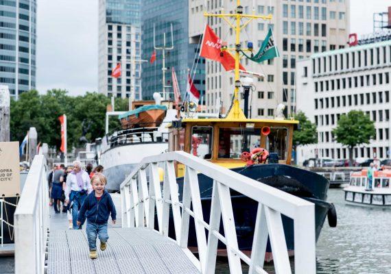 Maritime Adventures in Rotterdam