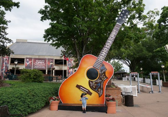 Nashville Kids Activities: Rocking Through Music City