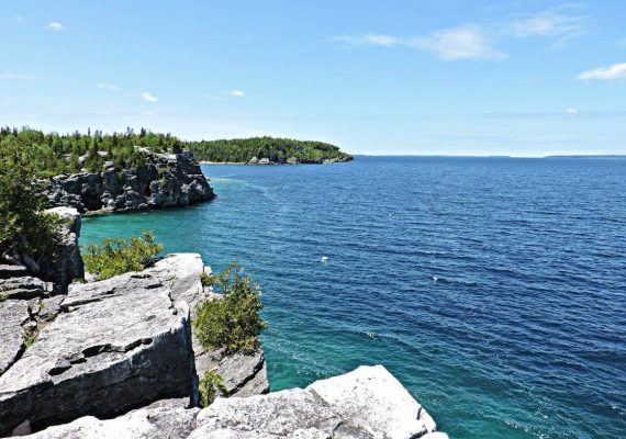 Bruce Peninsula National Park – On Foot and by Boat