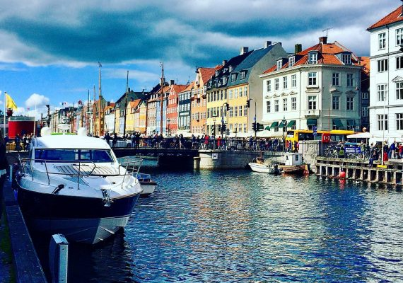 Kids Day Off in Copenhagen: Nyhavn, Tivoli and Lego