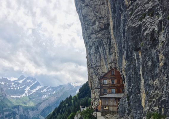 Multi-Day Hike in the Appenzell Mountains