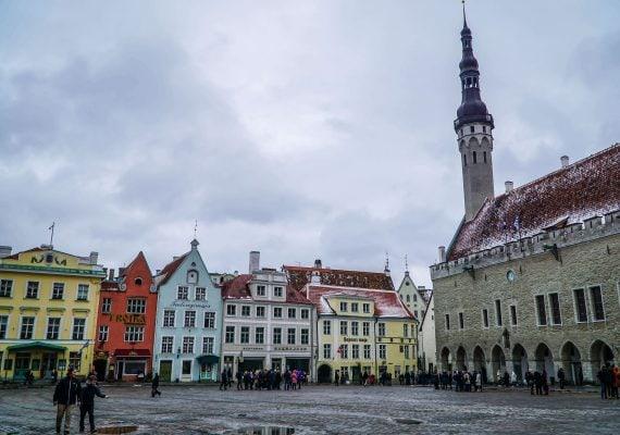 Medieval Day Trip from Helsinki – Old Town Tallinn