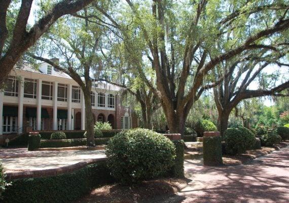 Pebble Hill Plantation and Historic Thomasville, Georgia