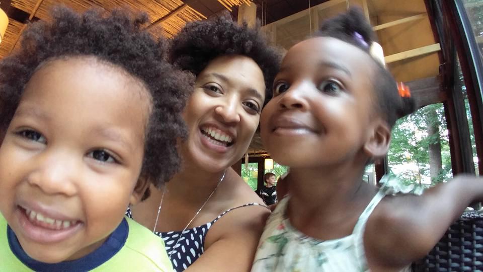 Rani Craft Robinson family travel