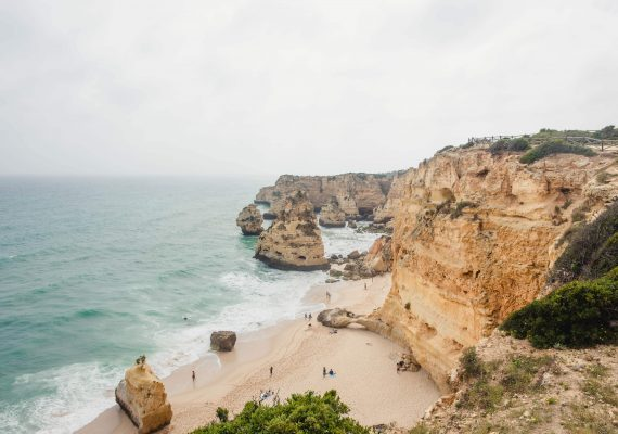 Hiking Adventure to Portugal's Most Beautiful Beach