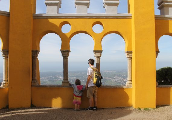 Lisbon Day Trip: The Quirky, Beautiful Palaces of Sintra