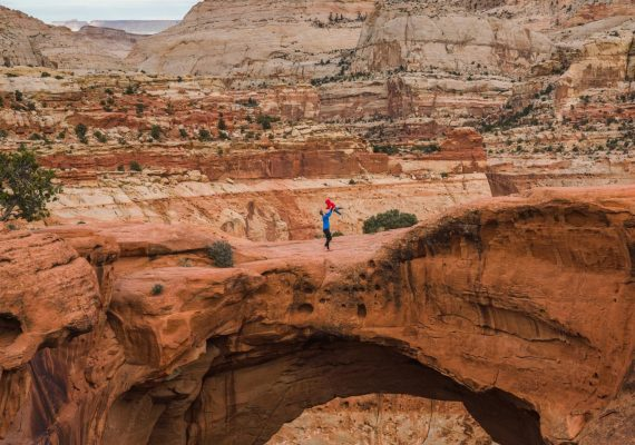Capitol Reef National Park: Petroglyphs, Burgers and Epic Views