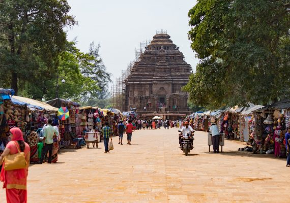 India With Kids: A Day Trip to Konark Sun Temple