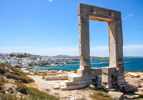 Sunshine and Sights in Naxos with Kids