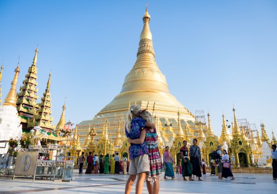 Experience Yangon With Kids: Expect the Unexpected