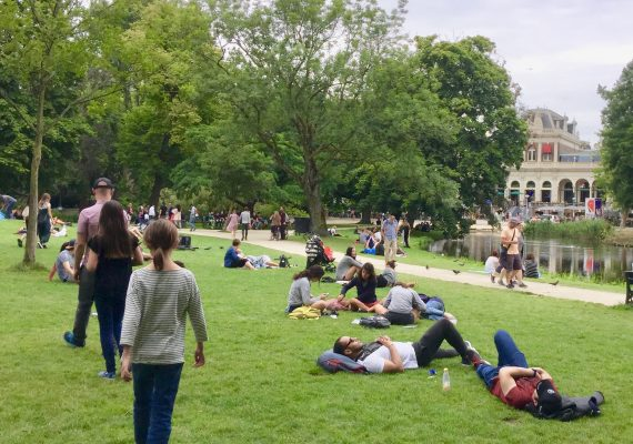 Amsterdam With Kids: A Family Playdate at Vondelpark