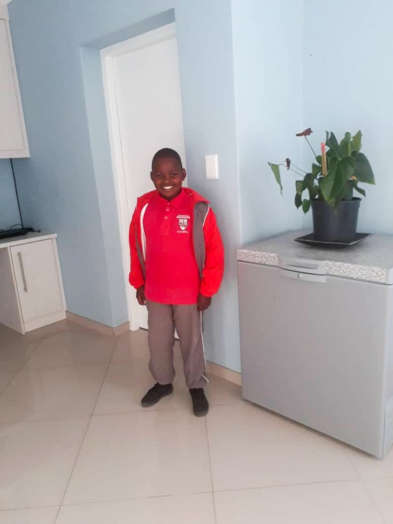 Africa for Kids Podcast: Namibian Boy