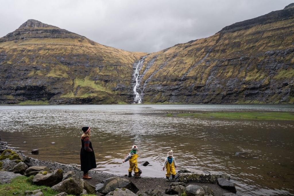 Faroe Islands with Kids
