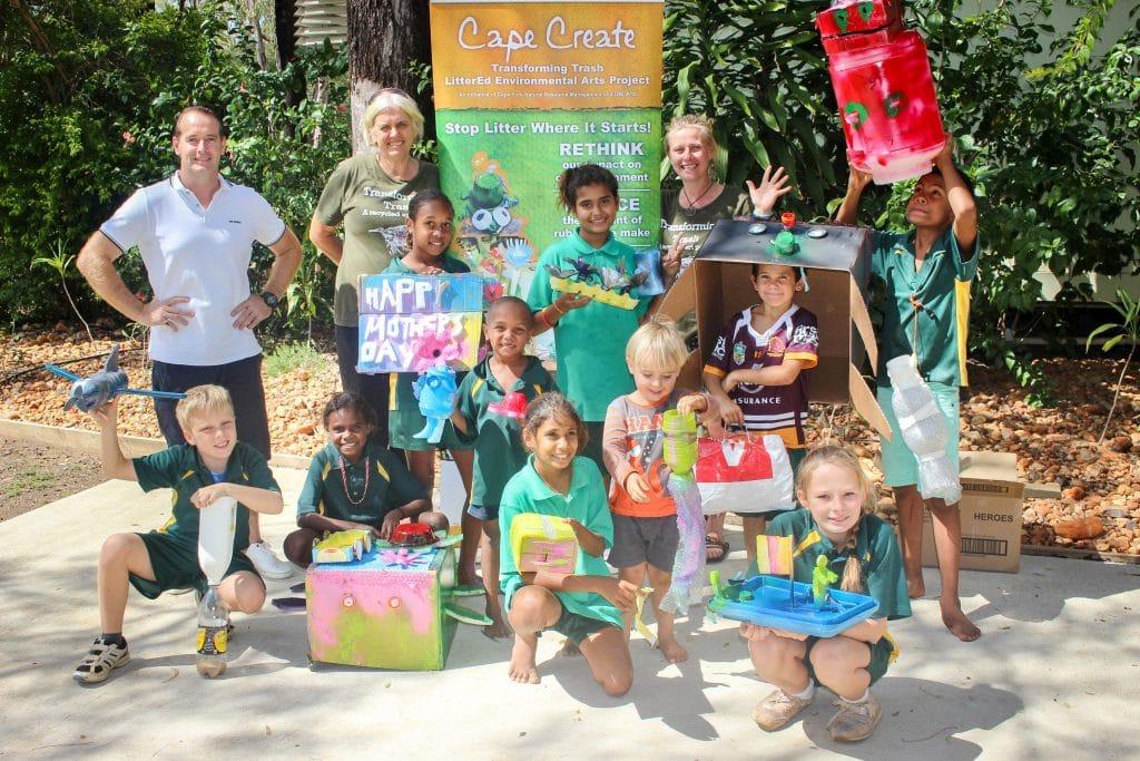 Australia for Kids: Cape Create Crew