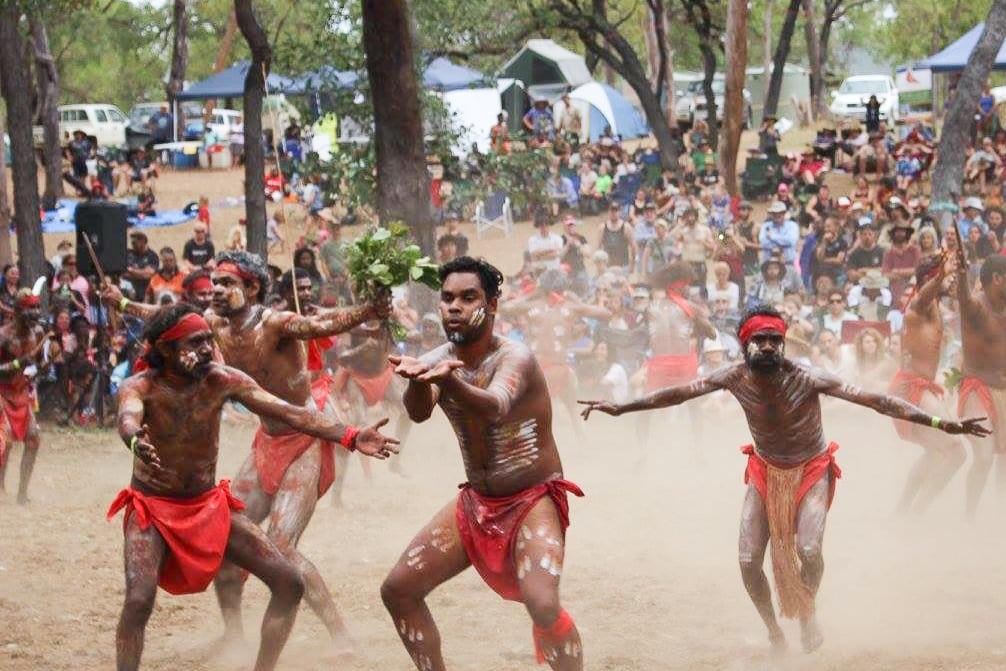 Australia for Kids: Laura Aboriginal Dance Festival