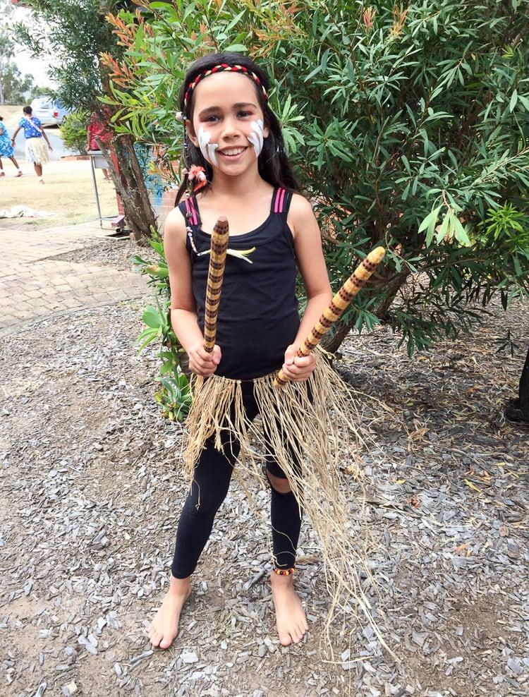 Australia for Kids: Clapsticks