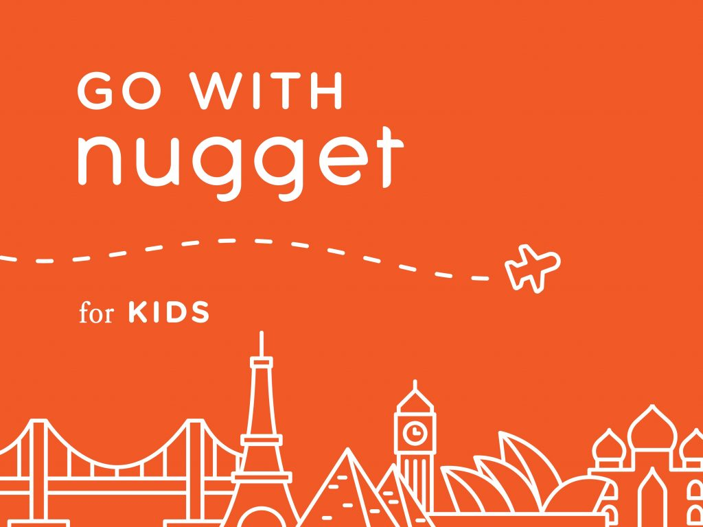 Go With Nugget For Kids: An Educational Travel Podcast for Kids