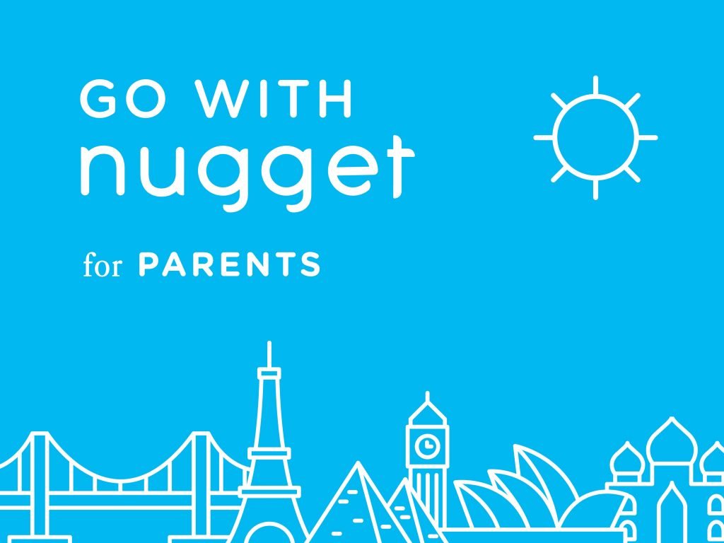 Go With Nugget For Parents: A Travel Podcast