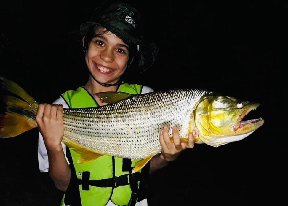 Brazil for Kids: Big Catch Dourado