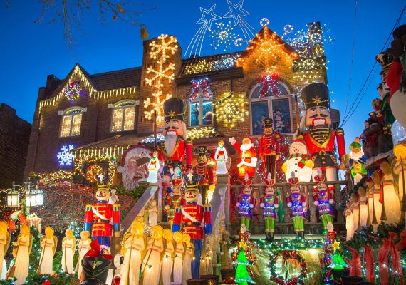 New York for Kids: 10 Things Kids Love About NYC During the Holidays