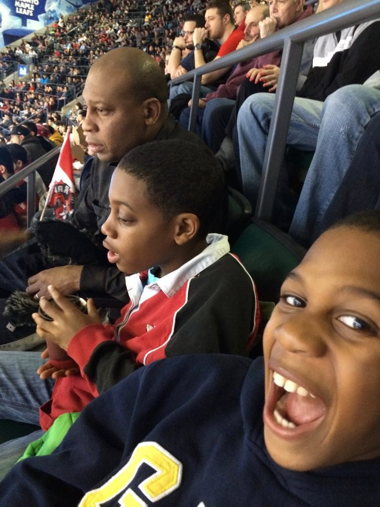 Canada for Kids: Enjoying a Toronto Raptors Game